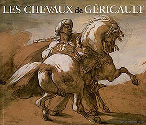Chevaux de Gericault par Bruno Chenique