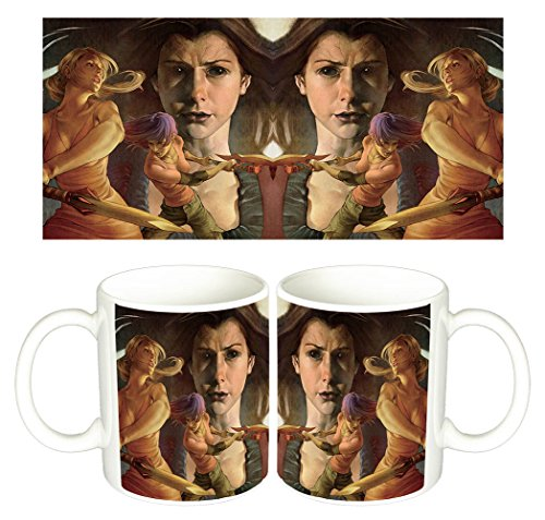 Buffy Cazavampiros Buffy The Vampire Slayer B Tazza Mug