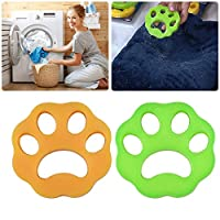 Pet Hair Remover for Laundry, Reusable Clothes Cleaning Ball Washing Catcher Pet Supplies