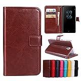 Funda® Flip Brieftasche Hülle für Elephone P8(Muster 8)