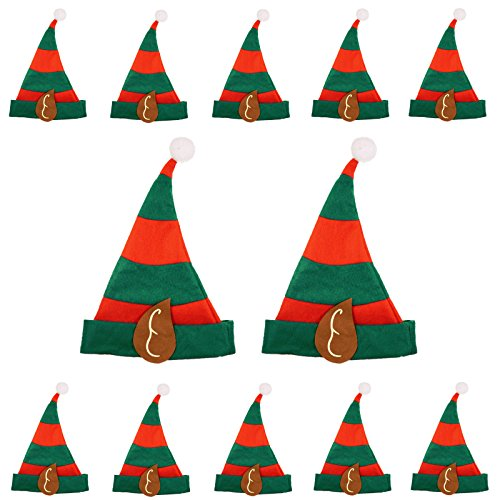 en Hut für Elfen für Kostüm Elfe Waldgeist Elfenhut Elfenmütze (Elfen-hut)