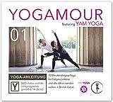 Vinyasa Yoga: Dynamische Übungen für Fortgeschrittene inkl. Meditation - YOGAMOUR DVD 01