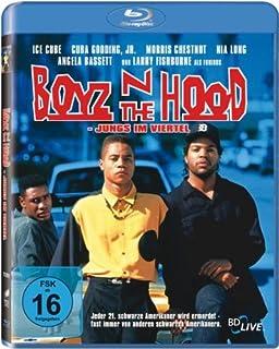Boyz N the Hood - Jungs im Viertel [Blu-ray]