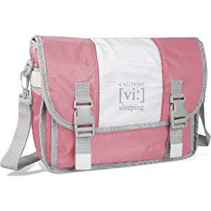 Speedlink Travel Bag Tragetasche für Nintendo Wii Konsole (Außenmaße (BxHxT) in cm: 34x24x14) pink