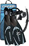 Cressi Pluma Bag Schnorchel-Sets