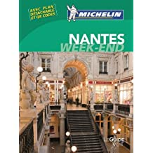 Le Guide Vert Week-end Nantes Michelin