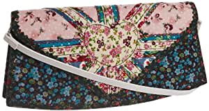 Irregular Choice Women's Patty Clutch - FLORAL Clutch Bag Floral