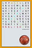 English football league word search puzzles book.