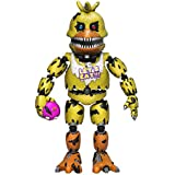 Five Nights at Freddy's Nightmare Chica 5 inch Articulated Figura De Acción