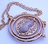 Colgante Collar Time Turner Giratiempo Harry Potter - Replica