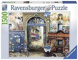 Ravensburger - Puzzles 1500 piezas, diseño París (16241 3)