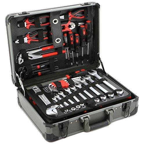 Werkzeugkoffer 127-tlg. Profi Handwerker