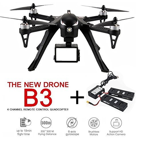 CreaTion MJX B3 Bugs Standard Quadcopter Drone Camera Carrier Drone Bidirectional 2.4G...