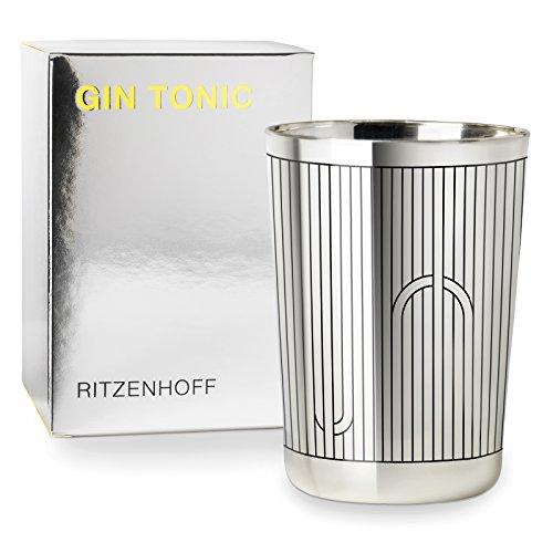 Ritzenhoff Next Gin Design Ginglas, Gin Tonic, Becher, Schnaps, Glas, Frühjahr 2017, Pauline Deltour, 250 ml, 3530001