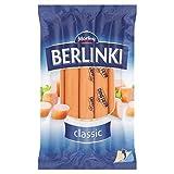 Morliny Berlinki Classic Hot Dog, 250g