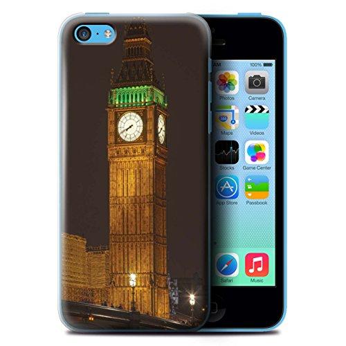 Stuff4 Hülle / Hülle für Apple iPhone 6S+/Plus / Red Phone Box Muster / London England Kollektion Big Ben