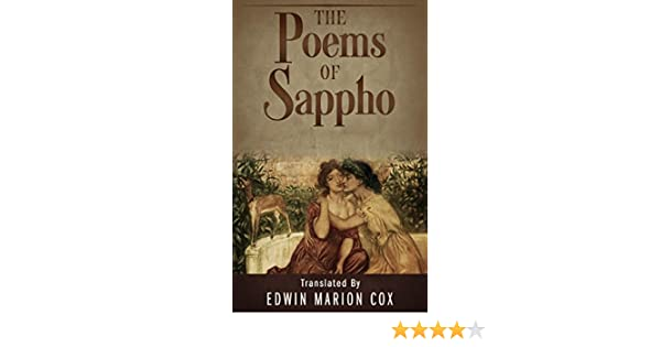 The poems of sappho ebook translated by edwin marion cox amazon the poems of sappho ebook translated by edwin marion cox amazon kindle store fandeluxe Gallery