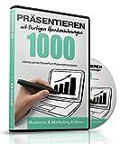 Präsentieren mit fertigen Handzeichnungen - 1000 überzeugende PowerPoint Präsentationsobjekte -: Business & Marketing Edition für PC & Mac