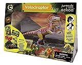 Geoworld - CL247K - Figurine - Jurassic Action - Velociraptor - 25 cm