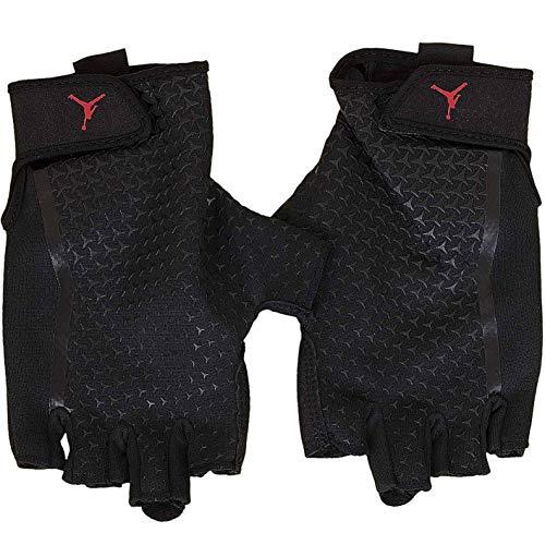 Nike Jordan Training Handschuhe Gloves (M, black/anthracite) (Jordan Handschuhe)