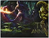 Gale Force Nine LLC GF973708 D And D Tomb of Annihilation DM Screen Board Game, Multicolore