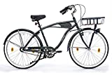 Leader Sturdy 26 Zoll Beachcruiser Grau Matt (2016)