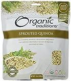 Organic Traditions - Germinados de Quinoa - 12 oz.