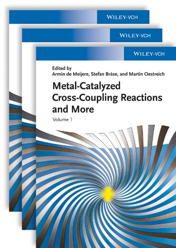 Metal Catalyzed Cross-Coupling Reactions and More (English Edition)