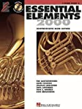 [(Essential Elements for Band - Book 2 with Eei: F Horn)] [Author: Various] published on (June, 2000)
