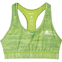 adidas TF B Macrohth - Camiseta para mujer, talla M, color verde