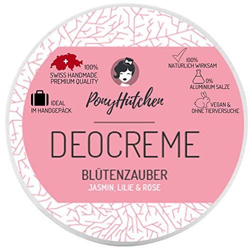 Ponyhütchen - Crema desodorante Blütenzauber 50ml