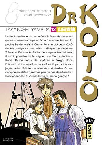 livre pdf gratuit télécharger Dr Kotô - Tome 12