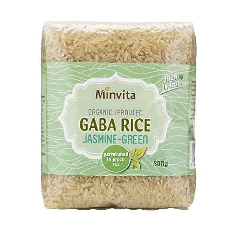 Minvita Organic GABA Rice - Jasmine /