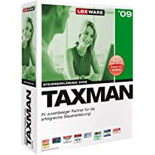 TAXMAN 2009 Liefertermin November 2008/ 1 Finanzen/Steuer