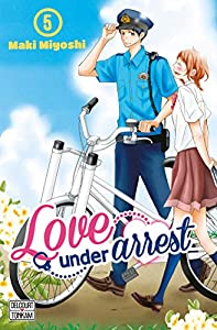 Love under Arrest Edition simple Tome 5