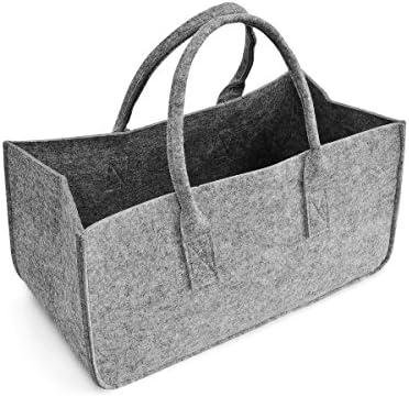 Die besten Kaminholztaschen im Vergleich