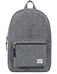 6303c65be2fd Herschel Supply Company Settlement backback School Bag Day Pack Grey  Heather Crosshatch