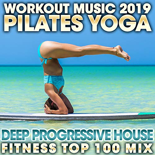 Running from the Top of Your Head, Pt. 18 (90 BPM Pilates Chill out Downtempo Ambient Fitness Mix)