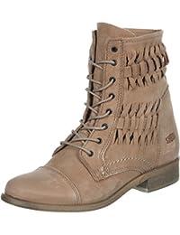 SHOOT Shoes SH-216000A, Bottes Hautes Femme - Gris - Gris, 39