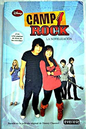 Camp rock: la novelización (Everest Rocks)