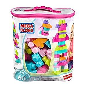 Mega Bloks Buildable Bag 60 Pieces