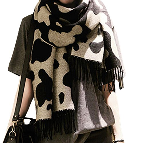 dangang-classic-cashmere-feel-womens-winter-scarf-shawl-wraps-pashminas-cow-markings-printed