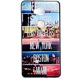 case cover para Huawei Honor 5X / Honor X5 / GR5,Crisant Patrones bonitos Diseño Protección suave TPU Gel silicona Teléfono Celular Back funda Carcasa para Huawei Honor 5X / Honor X5 / GR5
