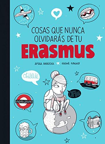 Cosas que nunca olvidarás de tu Erasmus (Ilustración) por Amaia Arrazola