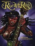 Under the Skin of Rock 'n' Roll: Interview-Buch über Tattoos und Metal von Rohner, Nando (2009) Broschiert