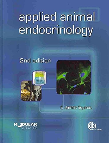 [Applied Animal Endocrinology] (By: E.J. Squires) [published: January, 2011]