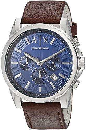 Uhren Armani Blau Exchange (Armani Exchange Herren-Uhren AX2501)