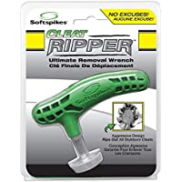 SOFTSPIKES Kit de Llaves múltiples, Unisex Adulto, Verde, Cleat Ripper, Key Wrench