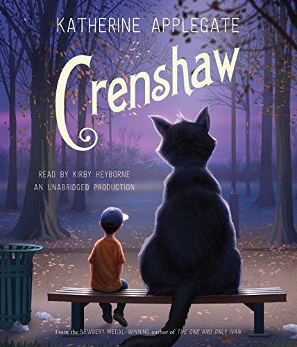 Buchseite und Rezensionen zu 'Crenshaw' von Katherine Applegate