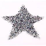 1440 uds. diamantes de imitacion cristal S10 de 2.7-2.9mm para coser pegar crystal clear rhinestones